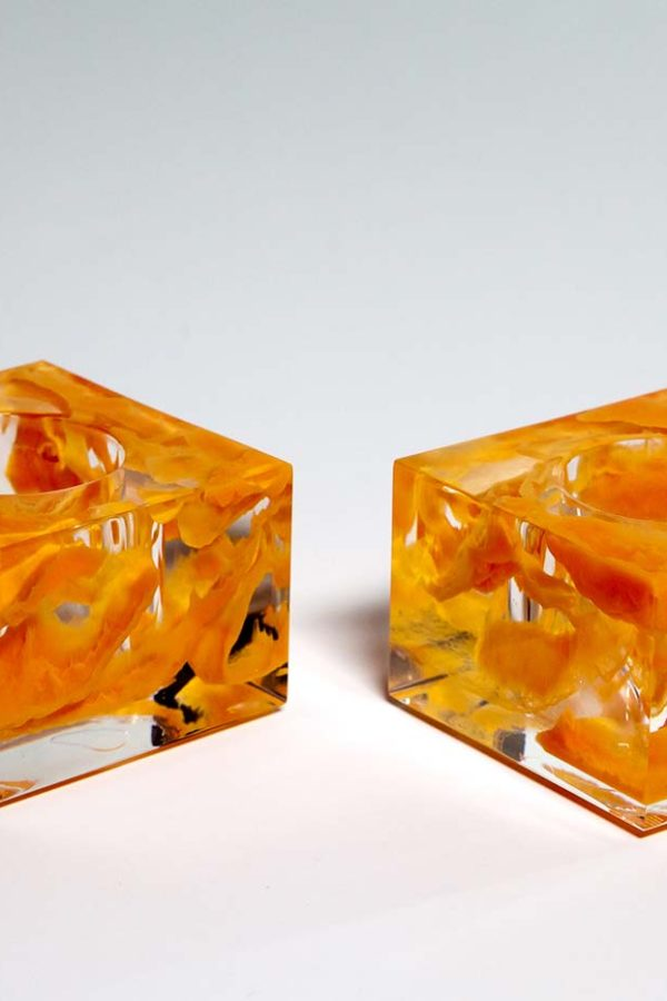 Sawyer Votives - Orange Infused